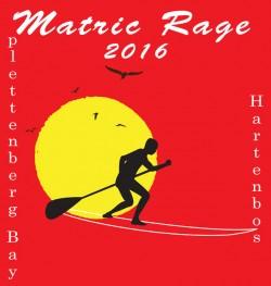 Matric Rage Garden Route 2016